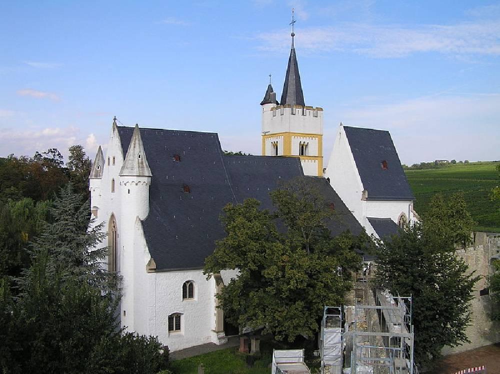 mittelalter zeitreise burgen und schl sser burgkirche ingelheim 55218 ingelheim. Black Bedroom Furniture Sets. Home Design Ideas